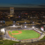 Downtown Amarillo Has a Minor League Baseball Park